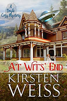 Download for free At Wits' End: A Doyle Cozy Mystery