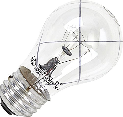 GE 40A15 40 watt 15 Amp Light