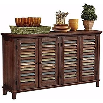 Amazon.com - Ashley Furniture Signature Design - Krinden Dining ...