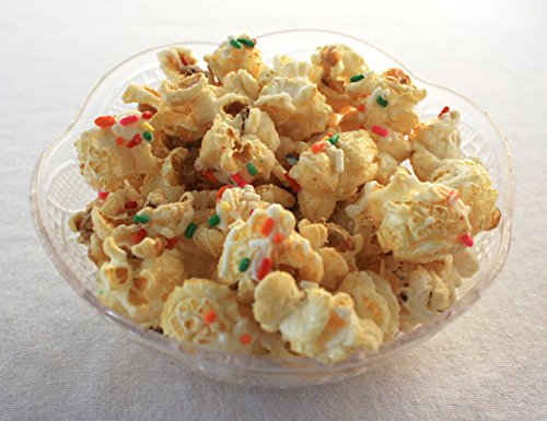 Gourmet Popcorn Tub - Birthday Cake