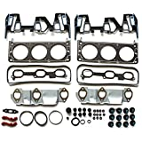 #7: ECCPP Engine Head Gasket Set for 2005-2009 Chevrolet Equinox Pontiac Torrent 3.4L V6 OHV VIN F HS9071PT-3