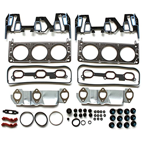 - ECCPP Compatible fit for Head Gasket Set 05 06 07 08 09 Chevrolet Equinox Pontiac Torrent 3.4L Automotive Replacement Engine Head Gaskets Kit