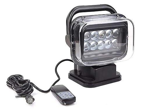 WRlight Reflector Reflector LED 360 ° Proyector Remoto Reflector ...