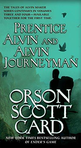 book cover of Prentice Alvin / Alvin Journeyman