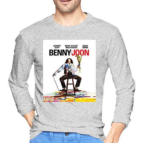 MCFUNTEE Benny and Joon Fashion Man Round