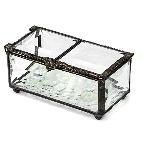 glass jewelry box - 7