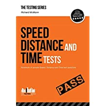 Speed, Distance and Time test questions