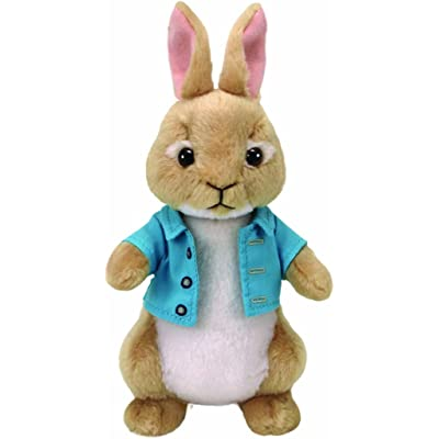 Ty Cottontail - Green Coat reg: Toys & Games