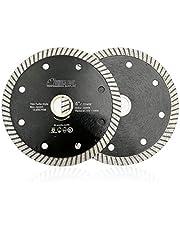 SHDIATOOL Super thin Diamond Cutting Disc 2PCS for Ceramic Tile Granite Stone