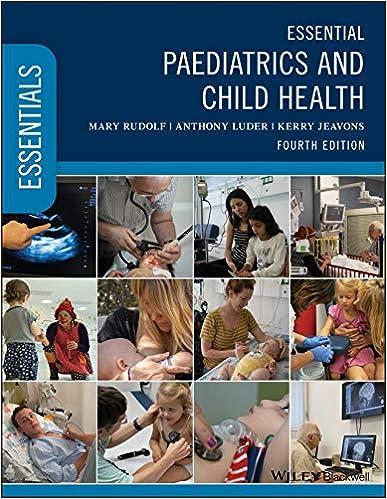 Essential Paediatrics and Child Health, 4th Edition - Original PDF