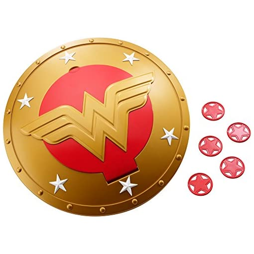 DC Super Hero Girls Wonder Woman Shield
