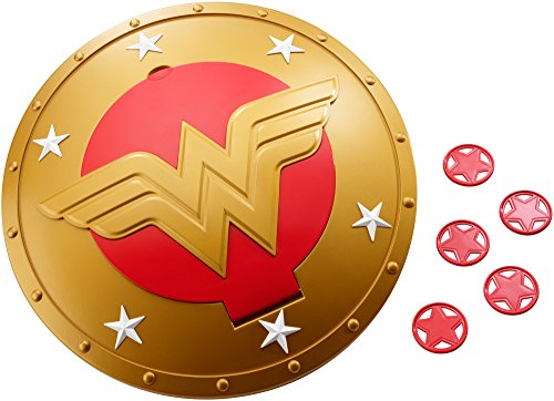 Mattel DC Super Hero Girls Wonder Woman Shield