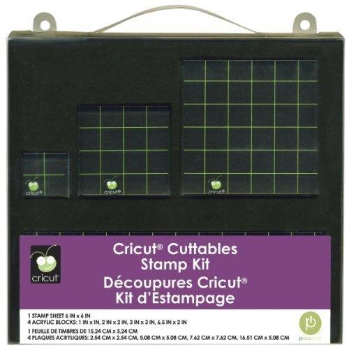 - Cricut Stamp Kit