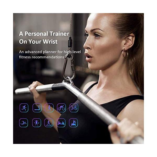 HONOR Band 5 Bracelet Intelligent Montre Connectée Femme Homme IP68 Étanche Tracker d'Activité Écran Couleur AMOLED…