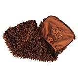 Pet Towel Super Absorbent Microfiber Chenille Bath Towel Dry Towel Durable Fast Dry