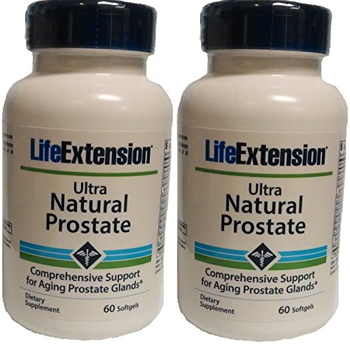 Extension Ultra Natural Prostate Softgels product image
