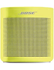 Bose SoundLink Colour Bluetooth Speaker II, Yellow Citron