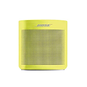 Bose SoundLink Color Bluetooth Speaker II – Yellow Citron