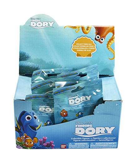 Finding Dory Collectable Blind Bags (Box of 24, Multi-Colour)