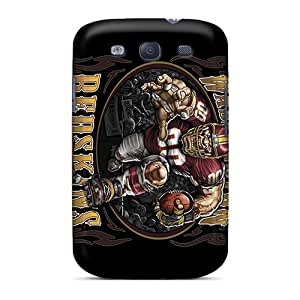 Shock-dirt Proof Washington Redskins Case Cover For Galaxy S3