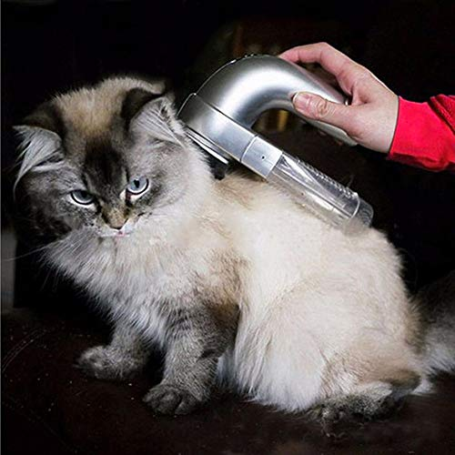 Patgoal Pet Dog Cat Electric Hair Fur Remover,Puppy Shedding