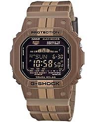Casio GWX5600WB-5 Mens Watch Brown 48.9mm G-Shock
