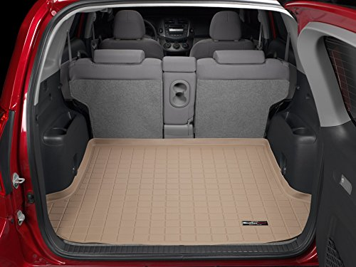 Third Row Seating (2014-2015 Nissan Rouge Tan Cargo Liner [Not Equipped with Third Row Seating, Behind 2nd Row])