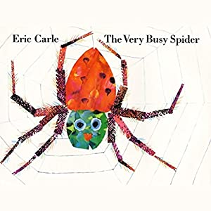 The Very Busy Spider Audiobook