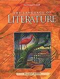 The Language of Literature, Applebee, 039593186X