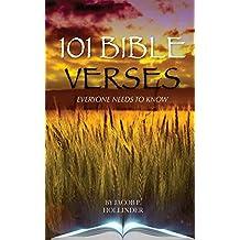 101 Bible Verses Everyone Needs to Know