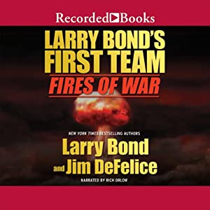 Larry Bond's First Team Audiobook