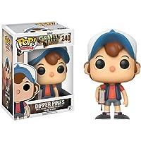 Funko Gravity Falls POP! Animation Dipper Pines Vinyl Figure #240 Regular Version, Styles may vary