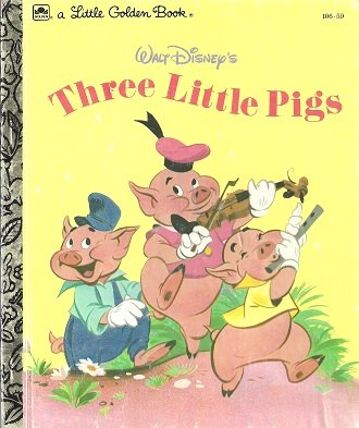 Walt Disneys Three Little Pigs - 6