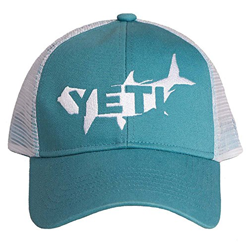 YETI Tarpon Trucker Hat Teal ()