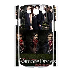 Custom Case The Vampire Diaries for Samsung Galaxy S3 I9300 K5G3937741