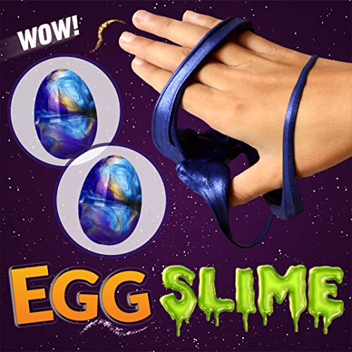 WonderCo Slime Kit with Everything! The Ultimate Slime Kit with Pre-Made Slime for Kids. Dragon Eggs, 18 Colors, Cloud Slime, Unicorn Supplies and Glitter DIY Accessories for Boys and Girls by WonderCo (Image #2)