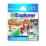 LeapFrog Explorer Learning Game: Cooking! Recipes on The Road