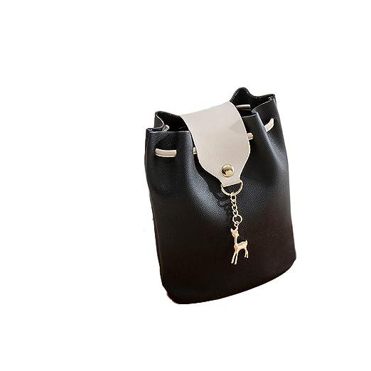8b899541e6ac 2019 Women s Crossbody Shoulder Bag Coin Purse Messenger Handbag Small Bags  Black