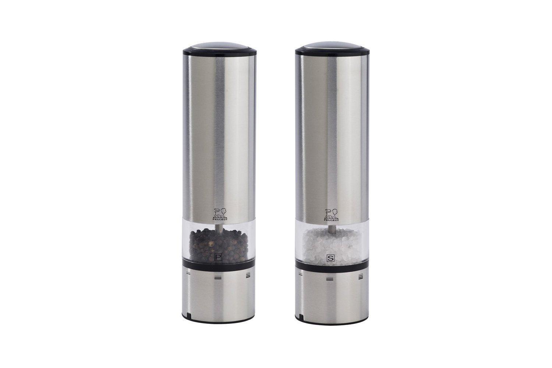 Peugeot Elis Sense u'Select Electric Salt & Pepper Mill Set - Stainless by Peugeot