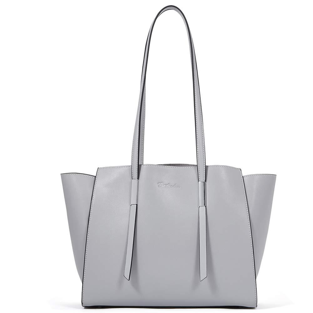CDM product BOSTANTEN Women Leather Designer Handbag Tote Shoulder Purses Top-handle Bag big image