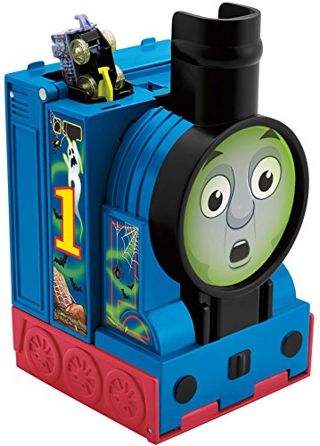 Fisher-Price Thomas & Friends MINIS, Spooktacular Pop-Up Playset (Train The Set Thomas Tent)