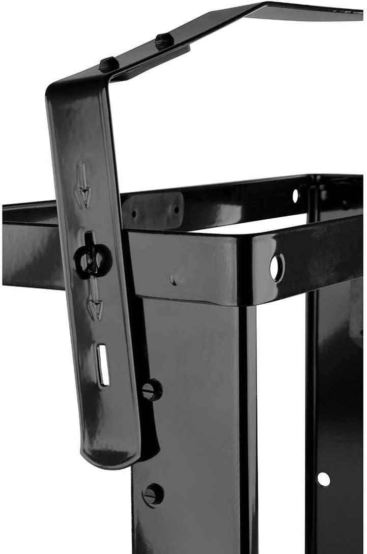 Wowieagrartechnik Metallhalterung Für Benzinkanister 20 Liter Schwarz Halterung Metall Auto Trecker Kanister Fahrzeuge Behälter Auto
