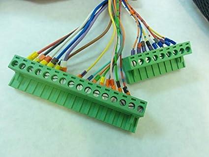 Amazon.com: Safeline 5204688 Standard Cable for Detector, 22-Way: Industrial & Scientific