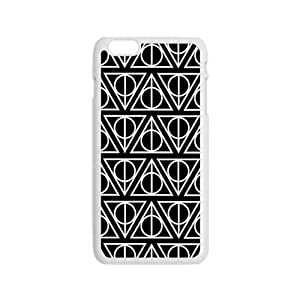Simple black triangle pattern Cell Phone Case for Iphone 6