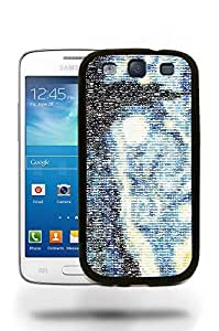 Cool New Typography Van Gogh Starry Night Phone Case Cover Designs for Samsung Galaxy S3 wangjiang maoyi