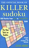 The Official Book of Killer Sudoku, Steve Arons, 0452287952