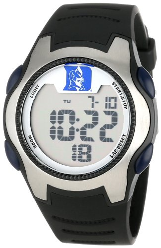 "Game Time Men's COL-TRC-DUK ""Training Camp"" Watch - Duke"