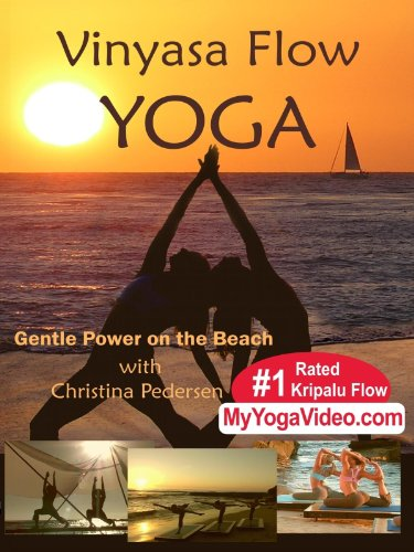 Vinyasa Flow Yoga, Gentle Power on the Beach, Intermediate & Advanced, a ***Practice Video*** (Vinyasa Yoga Advanced compare prices)