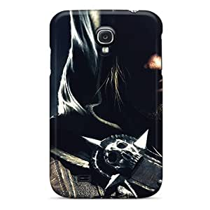 CristinaKlengenberg Samsung Galaxy S4 Shock Absorption Cell-phone Hard Covers Allow Personal Design Attractive Assassins Creed Iv: Black Flag Image [NVK8097ARsY]