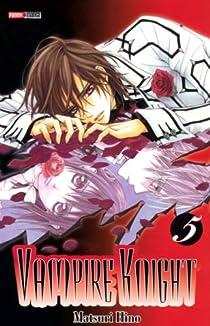 Vampire Knight, tome 5 par Hino
